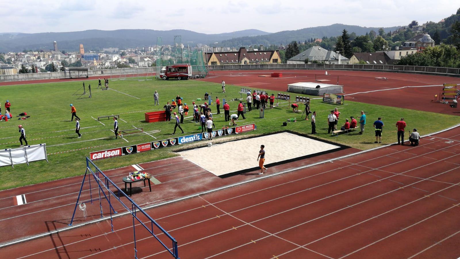 Stadion Střelnice Jablonec nad Nisou
