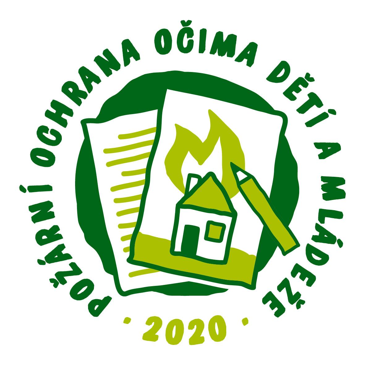 Výsledek obrázku pro požární ochrana očima dětí 2020